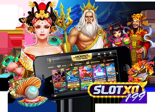 SlotXo สล็อตออนไลน์ เกมส์มือถือ ยอดนิยม